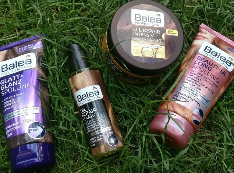 Vegane Haarpflege von Balea Professional… | Ivy s Vegan